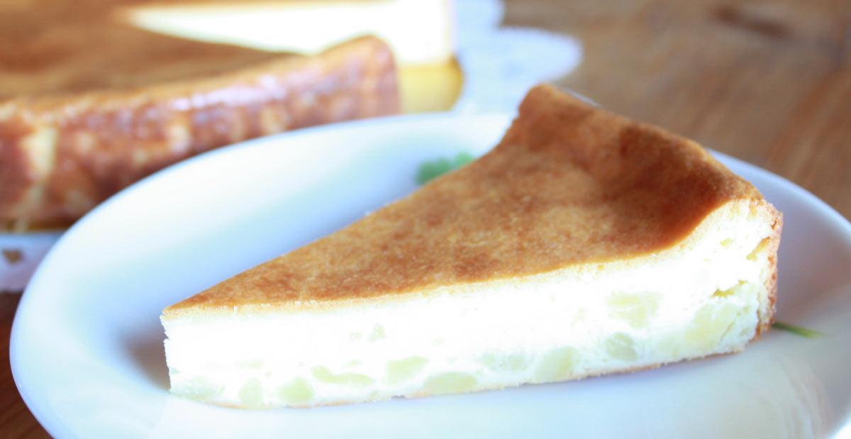 鳴門金時チーズケーキ