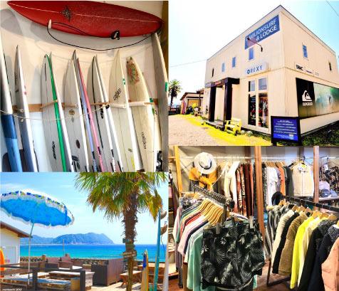Pavilion Surf
